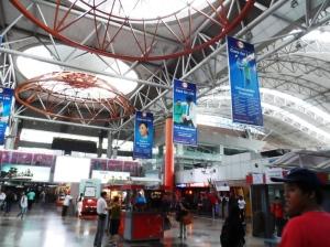 KL central Station