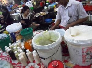 Soya Based Cold drinks .