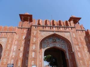 Entranceway to City Palace Complex
