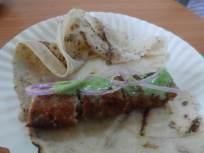 Yummy Kebab along MG Road , Jaipur