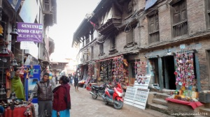Street scape at Bhaktapur