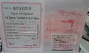Nelal Visa on Arrival for Tourist