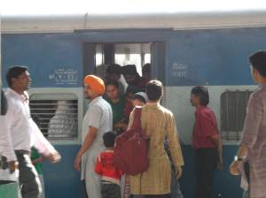 sleeper's Class Train