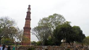 Quotab Minar of  Delhi