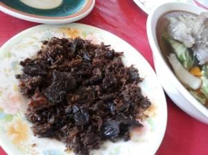 Ox Meat Tapa