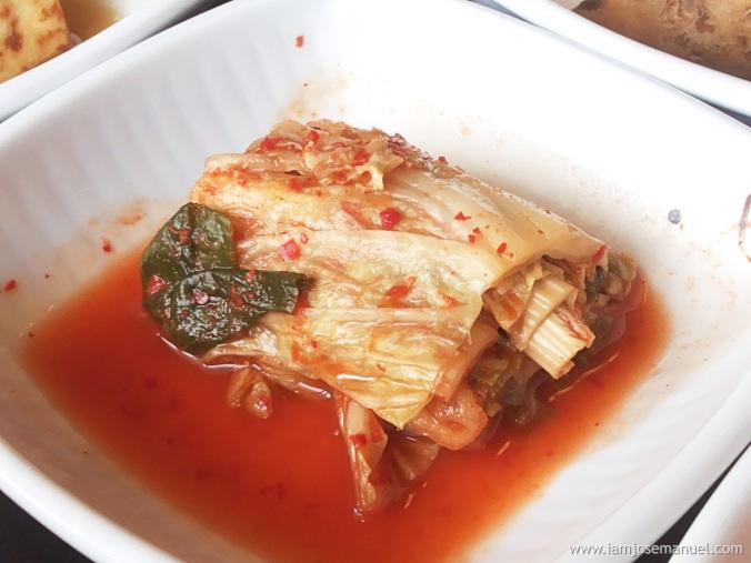 bulgogi brothers Kimchi