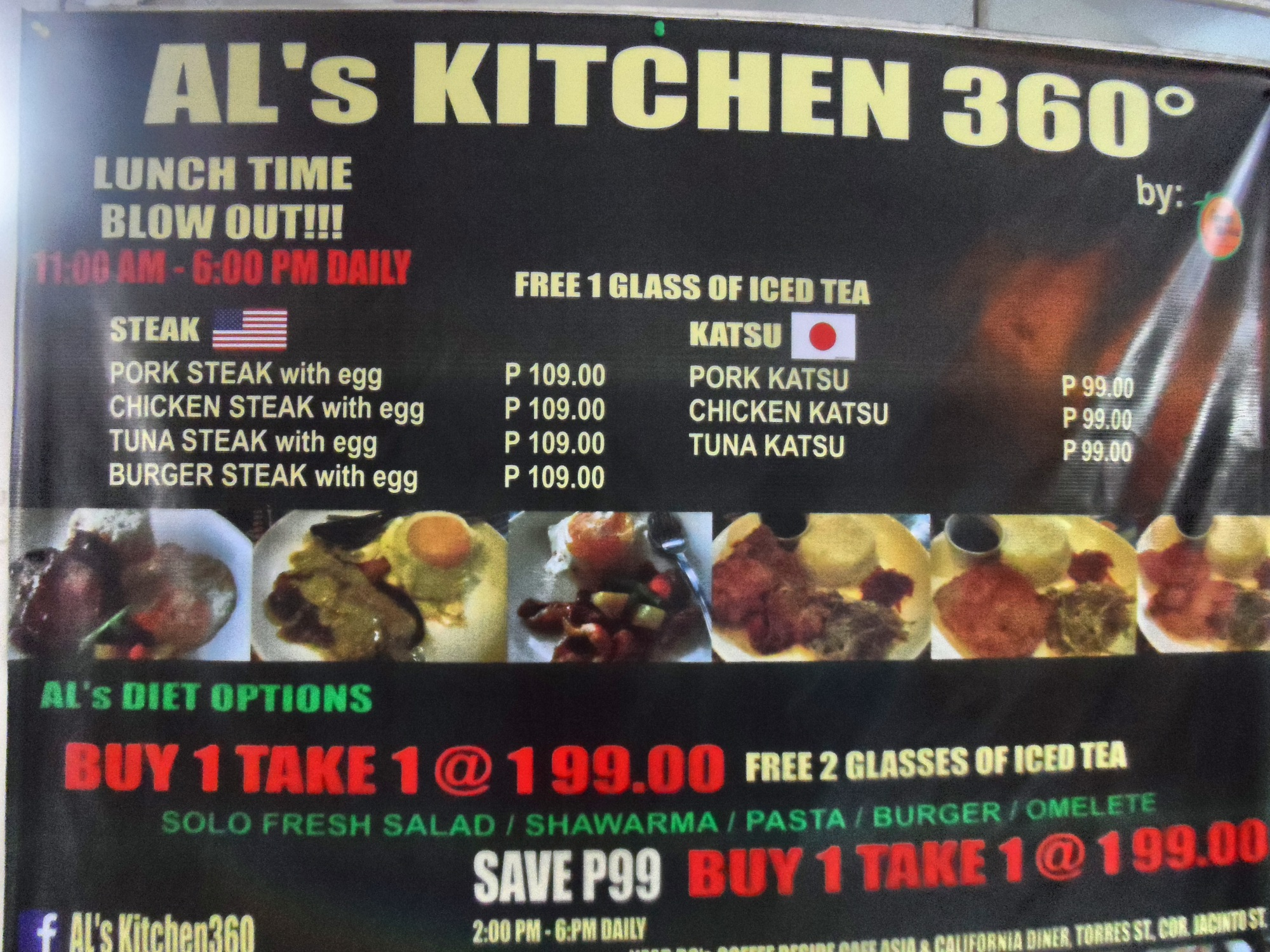 Als Kitchen 360 Menu Biyahe Ni Josemanuel