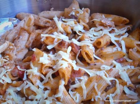 beefy pasta italian sauce