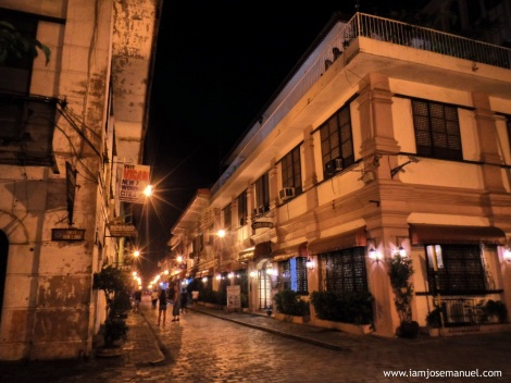 vigan night