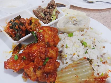 korean town plate 1