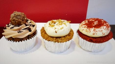 mix n magic cupcakes