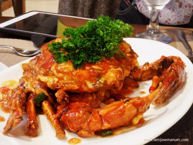 cafe tavera singaporean crab