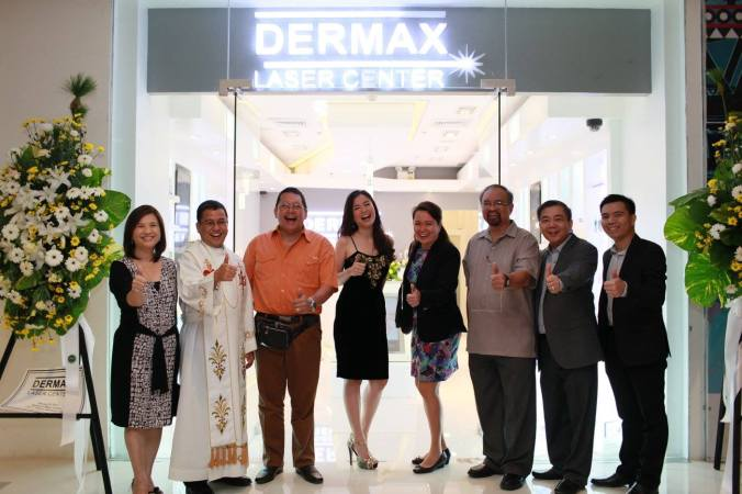 The Dermax Professional  Team with Special Guests from Davao City Council. Photo by Dermax Laser Center