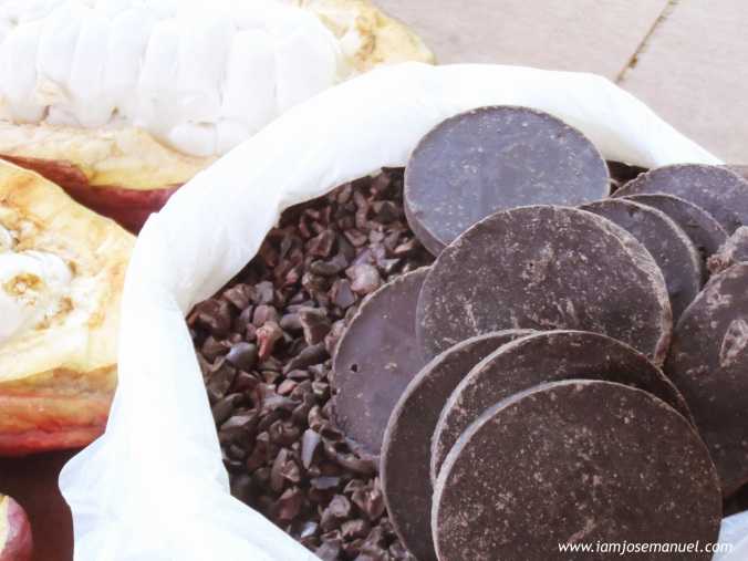 The Process of Producing Pure Cocao (Cocoa), locally known as Tableya