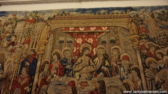 Tapestry Art Piece