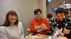 Rachel, Marco, Doyskie of Cebu